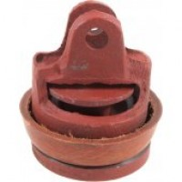 Plunger complete with 75mm washer for Village Green & Rose Cast Iron Ornamental Pumps (Replacement spare part)