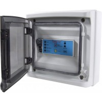 Matic Utility Panel 15-1 Pump Water Level Controls.