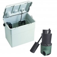 Dab Novabox 30/300 1M Self Contained Waste Water Pumping Unit 230v