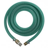 "Footvalve and Hose Package 1 1/4"" for Ornamental Cast Iron Garden Hand Pumps"