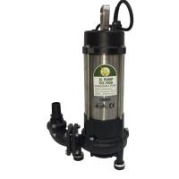 GS 1500 Pump Submersible Sewage Grinder Pump 230v 150 LPM 25 HM
