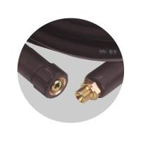 """3/8"""" High Pressure Hose 10m 1 wire rubber hose 250 Bar HP2600K"""