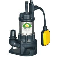 JS 150 SVA Pump Automatic Submersible Sewage Vortex Impeller Pump 110v 120 LPM 7 HM