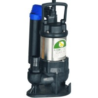 JS 150 SVAG Pump Automatic Agma Submersible Sewage Vortex Impeller Pump 110v 120 LPM 7 HM