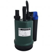 RS 100 Pump Submersible Water Pump fitted with Agma Switch 230v 75 LPM 7 HM