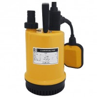 RS 100 Pump Submersible Water Pump fitted with MAC 3 Float 110v 75 LPM 7 HM