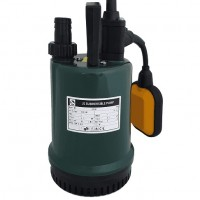 RS 100 Pump Submersible Water Pump fitted with MAC 3 Float 230v 75 LPM 7 HM