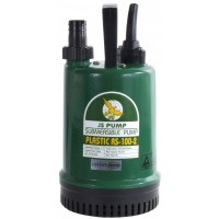 RS 100 Pump Submersible Water Pump 230v 75 LPM 7 HM