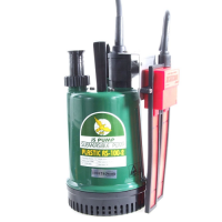 RS 100 Pump Submersible Water Pump fitted with Reka Regulator 230v 75 LPM 7 HM
