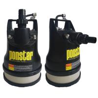 Koshin Ponstar PXL 52511 Pump Residue Water Drainage Pump 110v 120 Lpm 10 Hm